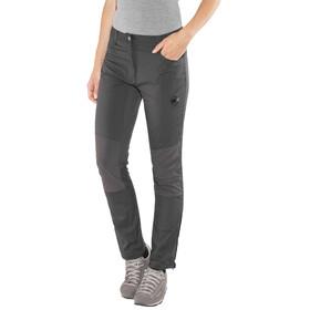 Mammut Runbold Light - Pantalones de Trekking Mujer - gris